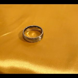 Man's stainless Steel ring